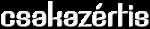 Csakazértis logo