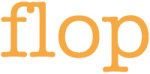 Flop logo