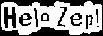 Helo Zep! logo