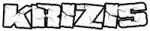 Krízis logo