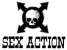 Sex Action logo