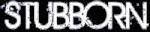Stubborn logo